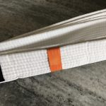 Protected: My White Belt Orange Stripe